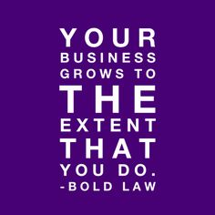 KW BOLD law