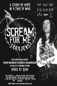 Scream for Me Sarajevo Cinema Listings   In cinemas Apr 17, 2018   Scream For Me Sarajevo