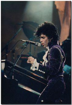 Prince - Purple Rain Tour