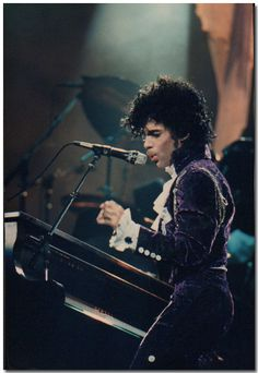 Prince - Purple Rain Tour