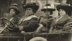 Madam CJ Walker:  Parents died by 7, married by 14, divorced by 20, triumphant