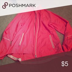 Woman's Small lightweight fitness jacket Very cute lightweight jacket woman's size Small Danskin Now Jackets & Coats