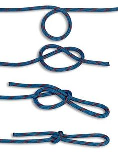 How to tie a Slipped Overhand Knot