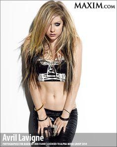 Avril Lavigne | Maxim
