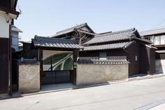 Ando Museum Honmura, Naoshima Island, Japan