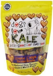 Now available on our store: DOGS LOVE KALE Tr... , Check it out here : http://www.allforourpets.com/products/dogs-love-kale-tropical-delight-7-oz