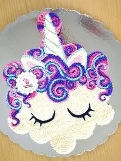 70 Trendy Cupcakes Birthday Ideas For Girls Pull Apart Unicorn Cupcakes Cake, Cupcake Torte, Cupcake Cake Designs, Birthday Cupcakes, Ladybug Cupcakes, Kitty Cupcakes, Unicorn Cakes, Snowman Cupcakes, Cupcake Icing
