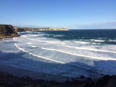 Playa Los Locos. Suances, Cantabria