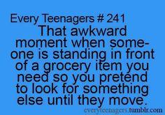 I do this :P
