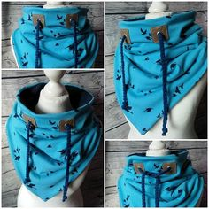 ❤️ # lieliespumpbär scarf # scarf # … - Knitting and Crochet Sewing Scarves, Sewing Clothes, Diy Clothes, Easy Sewing Projects, Sewing Hacks, Sewing Crafts, Snood Scarf, Diy Scarf, Clothing Patterns