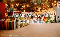 I especially look forward to this every year because they are so far away!