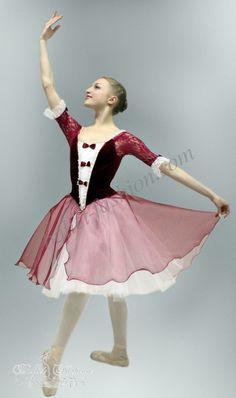 Stage costume www.ballet-fashion.eu