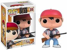 Funko POP! Walking Dead Vinyl Figure Glenn