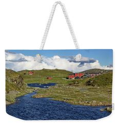 Summer On The Lake Weekender Tote Bag for Sale by Ren Kuljovska Summer On The Lake Weekender Tote Bag for Sale by Ren Kuljovska Norwegian idyll – lake and red Nature Artists, Nature Artwork, Weekender Tote, Amazing Art, Awesome, Travel Photographer, Staycation, Gifts For Girls, Bag Sale