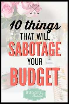 If you are trying to stick to your budget, you need to watch out for these budget killers. Your budget can be sabotaged by these things. Use this budget tip to stick to your budget every month! #budget #budgettips #freeprintables Money Saving Challenge, Money Saving Tips, Money Tips, Budgeting Finances, Budgeting Tips, Cash Envelope System, Thing 1, Budgeting Worksheets, Debt Payoff