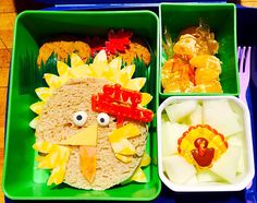Thanksgiving Lunch Bento