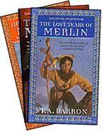 Merlin Series by T.A. Barron