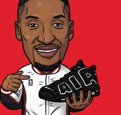 Scottie Pippen #33