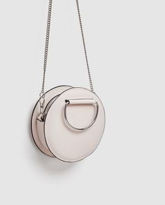 Image 4 of OVAL MINI CROSSBODY BAG from Zara