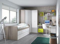Dormitorios juveniles | Muebles Lara