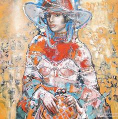 Painting is silent poetry, and poetry is painting that speaks. Minsk Belarus, Painting, Artists, Female, Art, Painting Art, Paintings, Painted Canvas, Drawings