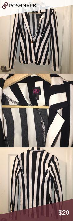 Bebe Blazer Size small Bebe blazer, only worn once. bebe Jackets & Coats Blazers