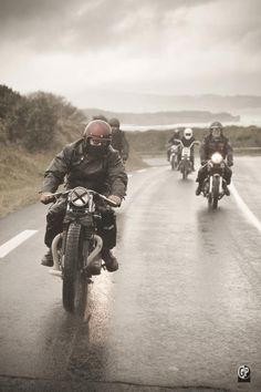 I think this shows not only old bikes but some old dudes too.