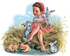 Illustration by Marcel Marlier Marcel, Colouring Pages, Adult Coloring Pages, Vintage Images, Vintage Art, Illustration Photo, Fantasy Creatures, Vintage Children, Illustrators