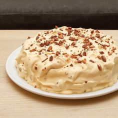 Mashed Potatoes, Macaroni And Cheese, Cake Recipes, Delish, Food And Drink, Goodies, Baking, Ethnic Recipes, Cupcake
