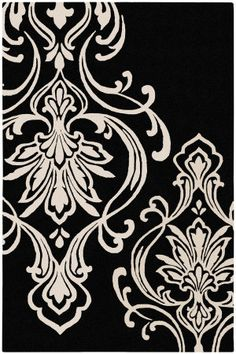1000 Images About Black And White Rugs On Pinterest