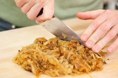 How to Make Caramelized Onion Jam | The Feed  Possible Christmas presents?