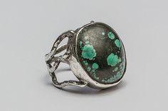Silver jewellery - Pawel Giedymin Puzio design. Silver Jewellery, Jewelery, Gemstone Rings, Gemstones, Artist, Handmade, Design, Fashion, Jewlery