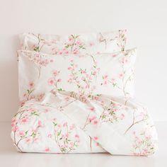 FLORAL PRINT BED LINEN - Bed Linen - Bedroom   Zara Home Croatia