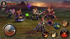 Atenda ao chamamento e viva a lenda do Rei Arthur e dos Cavaleiros da Távola Redonda! Excalibur é um MMORPG gratuito de ação em side-scrolling para dispositivos móveis.
