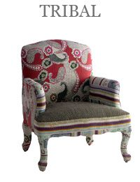 Trend 1 - Tribal  Andrew Martin Kilim Sukma Chair @ Occa-Home