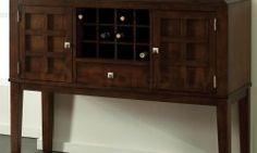 Retro Dining Room Buffet Design Ideas » Picture 513