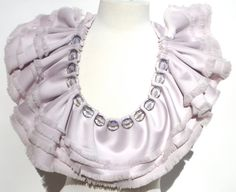 THE Vivienne Collar by DIDADesign on Etsy, $250.00