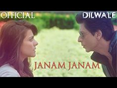 Janam Janam Lyrics from Dilwale sung by Arijit singh with Antara Mitra while composed by Pritam . Janam Janam Lyrics is written by Amitabh Bhattacharya . Hit Songs, News Songs, Love Songs, Dilwale 2015, Indiana, Free Mp3 Music Download, Download Video, Bollywood Movie Songs, Song Hindi
