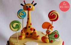Baby Tv Cake, Baby Tv Torta. Baby Tv Cake, Bambam, 2nd Birthday, Eat Cake, Cake Toppers, Cupcake Cakes, Fondant, Christmas Ornaments, Holiday Decor