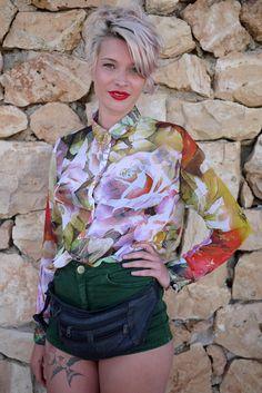 WGSN street shot, Ibiza 2013