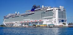 Norwegian Epic is the biggest #NCL #CruiseShip and packs tons of amazing features for the ultimate cruise #NCL freestyle cruising