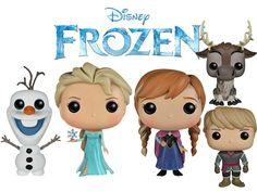 "New ""Frozen"" Pop Figures Announced! - Years of Ears : Years of Ears"