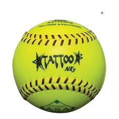 Ready for softball catcher's helmets ideas... AD Starr Tattoo NX3 12″ ASA 52/300 Softballs (1 Dozen) AX1252PR - http://homerun.co.business/product/ad-starr-tattoo-nx3-12-asa-52300-softballs-1-dozen-ax1252pr/