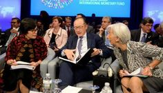 Indonesia jadi tuan rumah pertemuan tahunan IMF dan Bank Dunia 2018 | PT Rifan Financindo Berjangka Cabang Medan  Pertemuan Rutin Tahunan Dana Moneter Internasional dan Bank Dunia, atau Sprin...