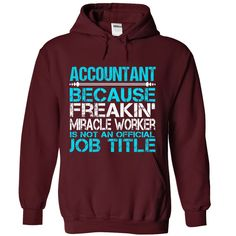 (Top Tshirt Fashion) Awesome tee for Accountant [Tshirt design] Hoodies