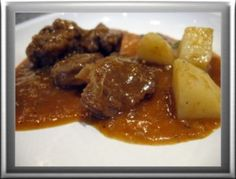 Stufato di polpette con patate - I diavoletti della cucina