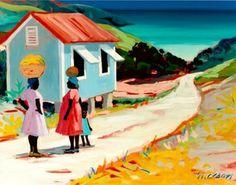 small village Shari Erickson