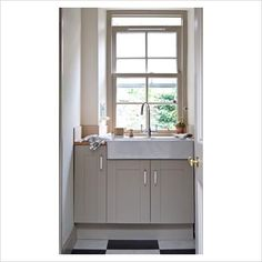 I really want a utility room and larder