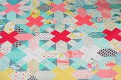 Perfect Union... - Hyacinth Quilt Designs