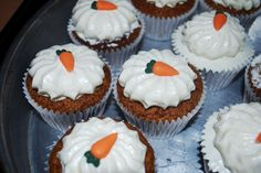 mbakes: Miette Carrot Cupcakes
